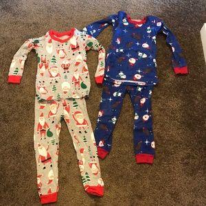 Other - 2T Set of Christmas Pajamas